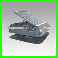 Chargeable Roof Solar Fan