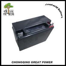 12 Volt 6.5ah High Capacity Rechargeable Sealed Lead Acid Mf Motor Battery