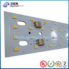 Led Aluminum Pcb PCBA, electrornice manufacturing service,PCB assembly with high quality manufacturer in Shenzhen