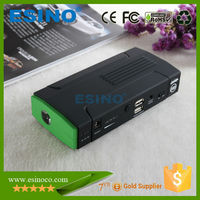 Hot Emergency Car Portable Battery Jump Starter Power Bank and the computer charge