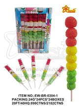 Traffic Light Fruit Jelly Ball Pop Candy
