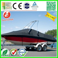 Light Fastness lightweight boat cover deflect the sun for Factory