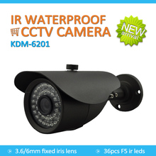 China 10 years experience!!!30M IR distance waterproof ir Metal bullet cctv camera(600tvl,700tvl,800tvl,900tvl,1000tvl,1200tvl)