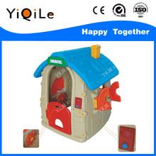 Little plastic cubby houses for kids