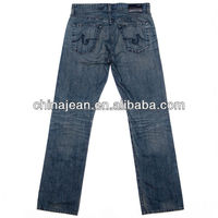 2015 classic style wholesale men jeans fashion import jeans(JX1107)