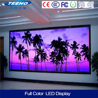 aluminum indoor p3 full color led sign board