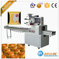 High speed & heavey duty automatic packing machine for cake ALD-250D