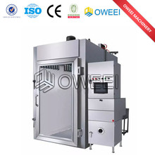 stainless steel sausage smoked furnace manufacturer
