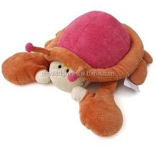 sea turtle plush toy/wholesale plush green turtle toys