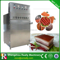commercial used duck/sausage/meat smoke oven for sale
