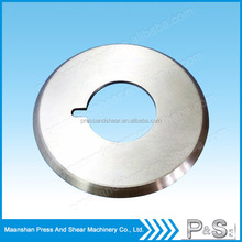 Circular saw blade for cutting fabric 8888