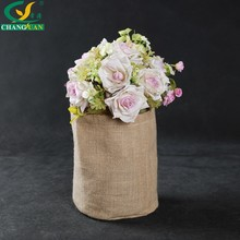 Small Lovely decorative reusable jute bags