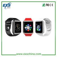 New QQ wechat Twitter Facebook GSM watch phone GT08, Smart watch phone hot sales
