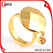Alibaba express 2014 latest design smart adornment ring China provider
