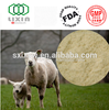 OEM GMP factory High Quality Sheep Placenta Extract Powder, Sheep Placenta to improve the human skin,