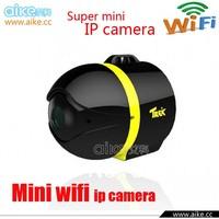 2015 AI Ball Mini Wifi Hidden Cam IP Wireless Surveillance Camera world's smallest AI-Ball mini WiFi camera