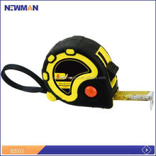 China NEWMAN steel tape with steel shell and case tape measurers