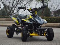 2015 new model pull start electric start 49cc mini quad