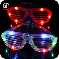 Home Decoration Accessories Led Party Sunglass