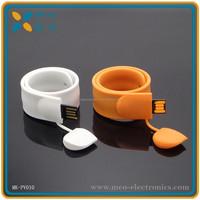 multifunctional promotional gift 128MB-64GB bracelet usb flash memory stick