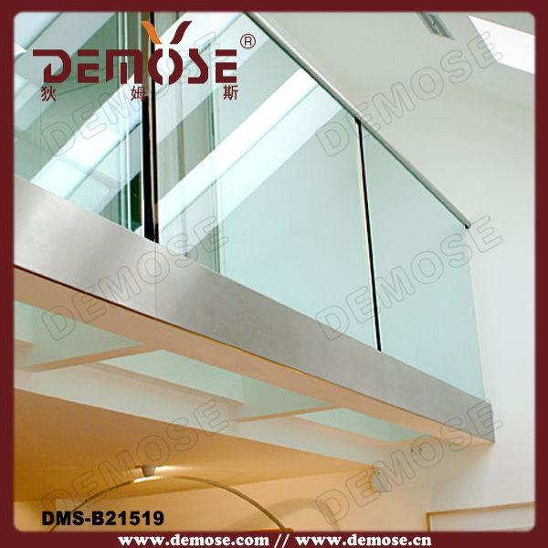 Modernen balkon balkon geländer design glas mit hoher qualität ...