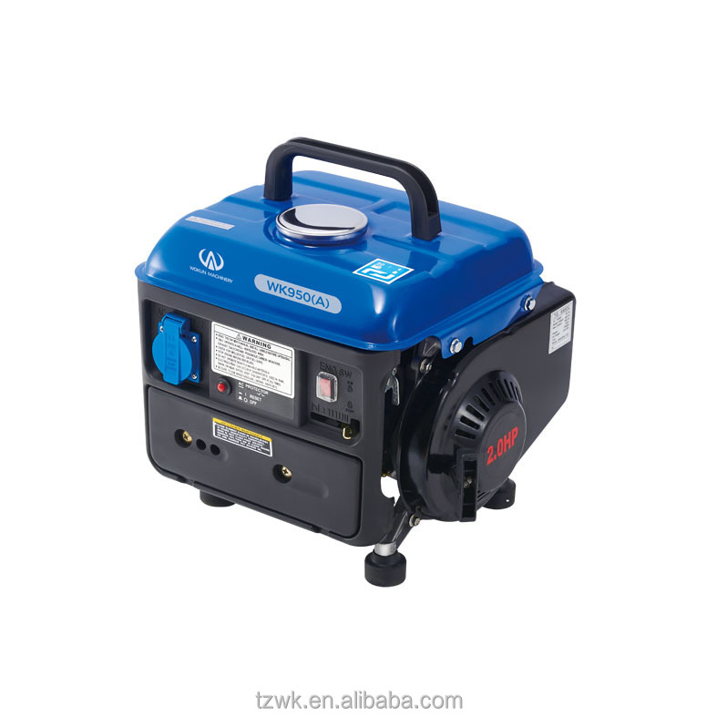 950 Generator 500w 1kw Small Silent For Home Use Cheap