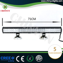 cree most powerful led light bar 180W motorcycle driving light offroad light bars on trucks