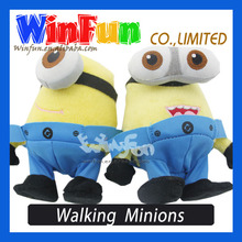 China Plush Despicable Me Toy Can Walk And Talk