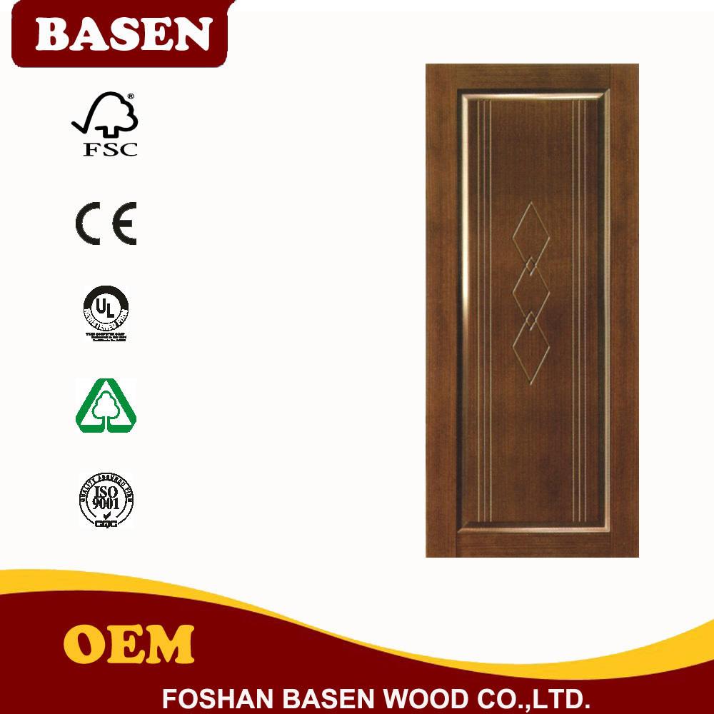 Fire proof moulded veneer door 1 hour fire rated door for for 1 hour fire rated door price