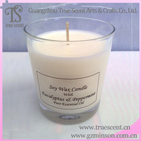 High Quality Home Decoration Air Fresheners Art Aromatherapy oxygen candle