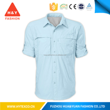 anti-pilling hot sale plain dyed soccer shirt mens dress shirt in bulk--- 7 years alibaba experience