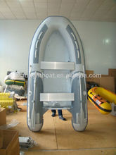 2015 CE Approved Rigid Hull Small Inflatable RIB Boat with Electric Motor Boat for Sale