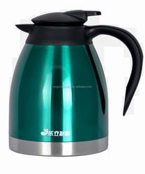 double layer arabic coffee pot/insulated coffee pot/1.5L vacuum jug