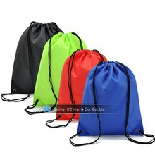 Hot selling Promotional drawstring bag/polyester drawstring bag/Drawstring shoe bag