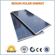 high quality factory direct sale price 300w poly solar panel price india with TUV EC LVD ISO