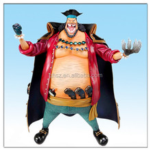 Custom plastic hot comic Animation One Piece Marshall dean figure