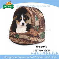 Custom indoor soft fabric dog house for sale