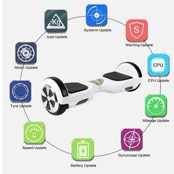 new products 2016 innovative products electric motorcycles hover board 2 wheels with bluetooth