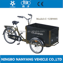 3 wheel car for sale /new child tricycle electric cargo bike / UB9005