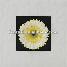 2012 yellow sunflower wall hanging picture