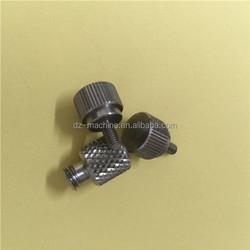 SS 304 knurled cap screw
