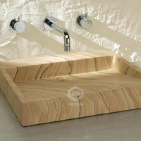 Made in China top quality marble washbasin