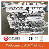 Tie palate Aluminum Formwork System For Concrete