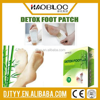 Haobloc Detox Foot Patch Murah/Goldrelax Foot Patch/Rose Detox Foot Patch