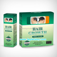 Best herbs for hair growth 60ml*3 bottle spray of hair growth , hair loss treatment