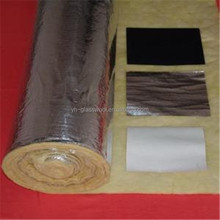 Fibre glass wool duct wrap