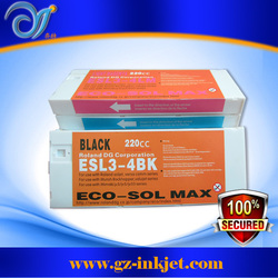 GOOD!Compatible Wide Format Inkjet Cartridges for Roland ECO-SOL MAX 6C (Refillable)