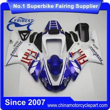 FFGYA001 China Fairings Motorcycle For R1 1998 1999 Fiat With Sun Moon&Sticker 2