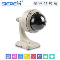 Latest factory direct ip wireless security camera/free ip camera recording software/WiFi(IEEE 802.11b/g/n) ptz zoom ir ip camera