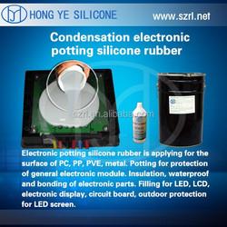 LED/PCB potting liquid silicone rubber OEM